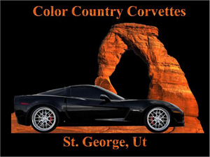 Color Country Corvettes